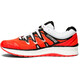 saucony Triumph ISO 4 Shoes Women Vizipro Red/Black/White